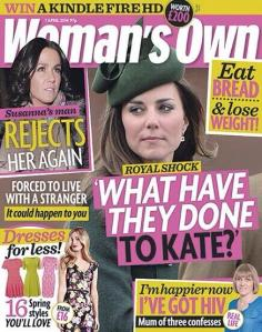Womans Own Cover 070414