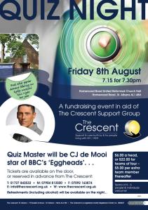 Crescent Quiz Poster 08 Aug 14