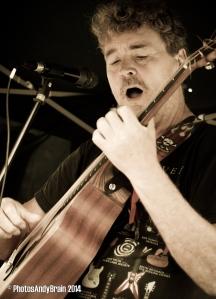 Steve Dagleish 1